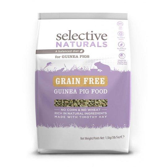 Selective Guinea Pig Grain Free