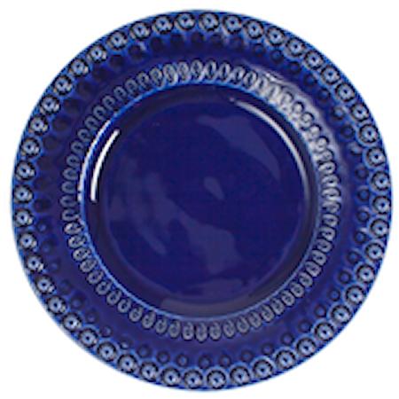 DAISY Middagstallerken Mørkeblå 29 cm