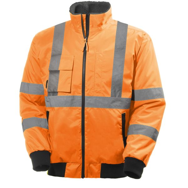 Helly Hansen Workwear Alta Pilotjacka varsel, orange XS