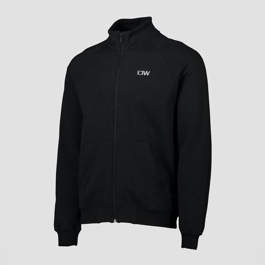 Essential Zipper, Black
