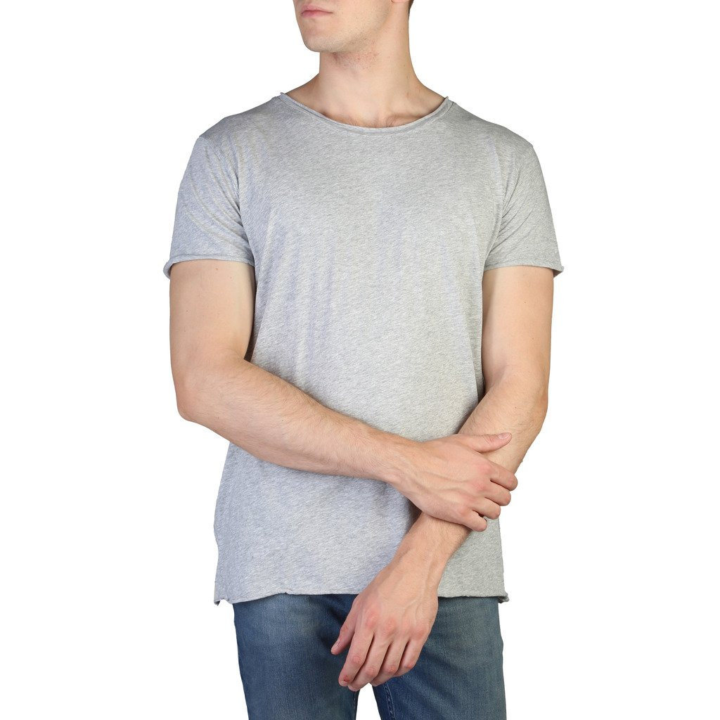 Calvin Klein Men's T-Shirt Grey J3EJ302962 - grey S