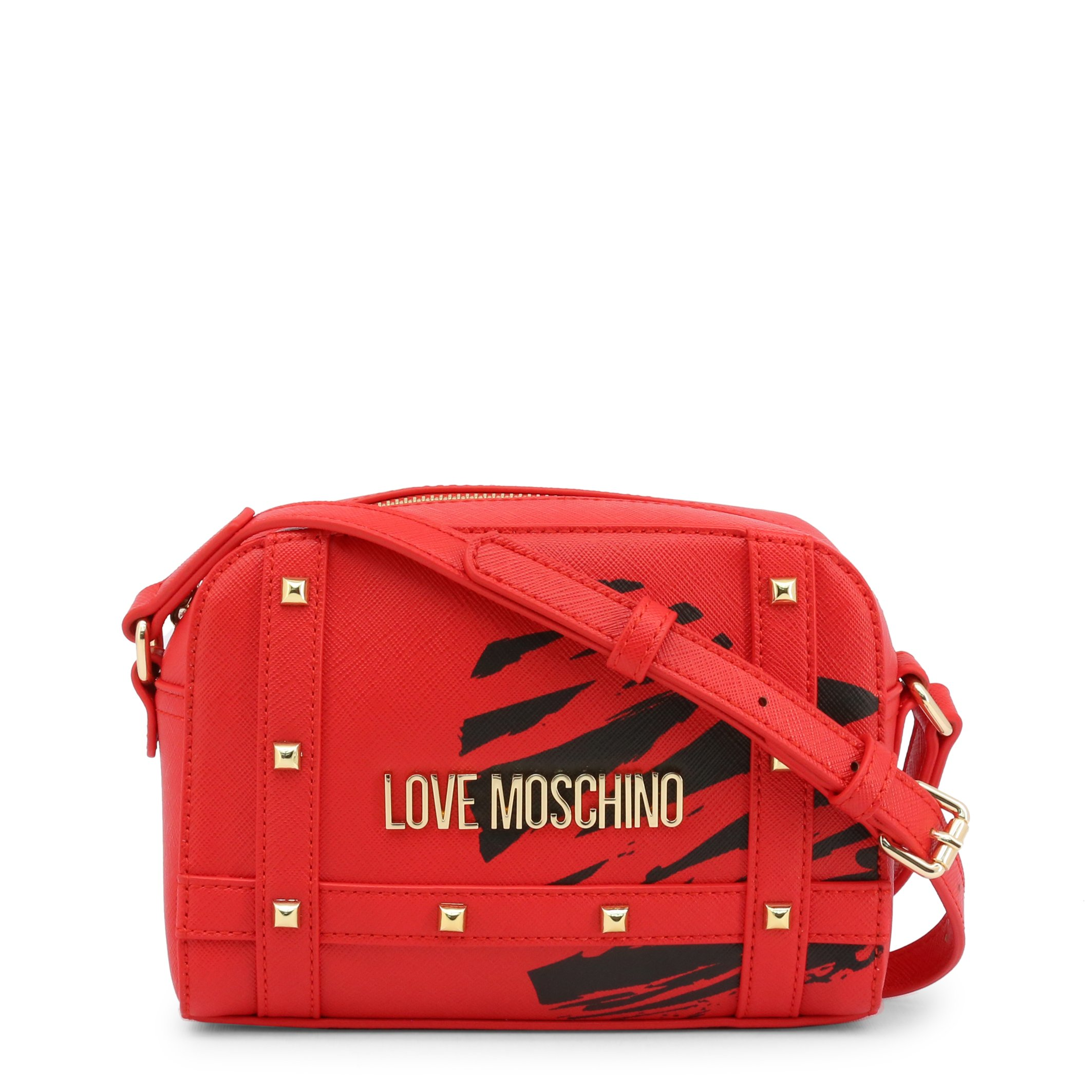 Love Moschino Women's Crossbody Bag Various Colours JC4074PP1CLG1 - red NOSIZE