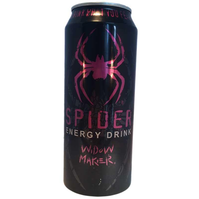 Spider Widowmaker Energidryck - 64% rabatt