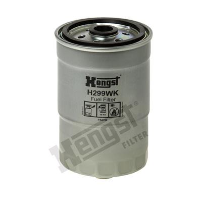 Polttoainesuodatin HENGST FILTER H299WK
