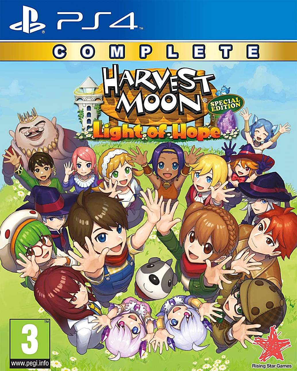 Harvest Moon - Light of Hope - Complete - Special Edition