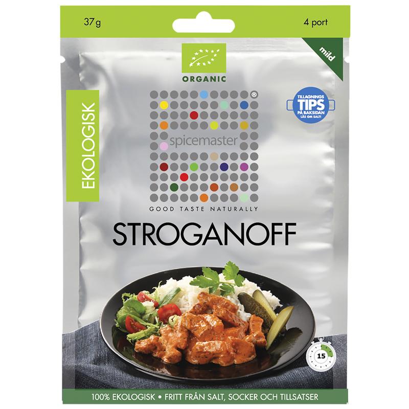 Eko Kryddmix Stroganoff - 29% rabatt