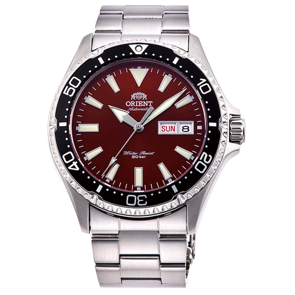 Orient Men's Watch Silver RA-AA0003R19B