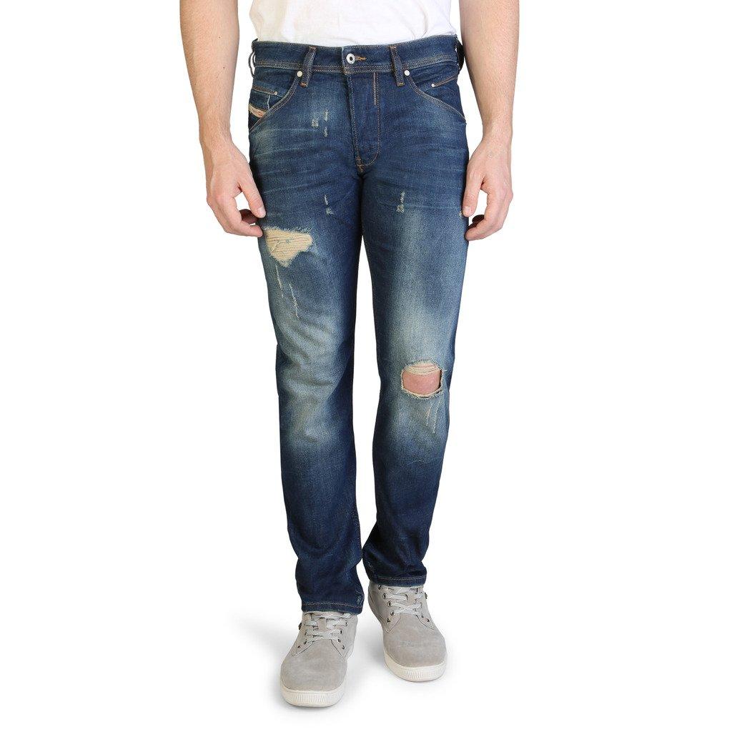Diesel Men's Jeans Blue BELTHER_L32_00S4IN - blue 29