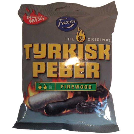 Tyrkisk peber firewood - 33% rabatt