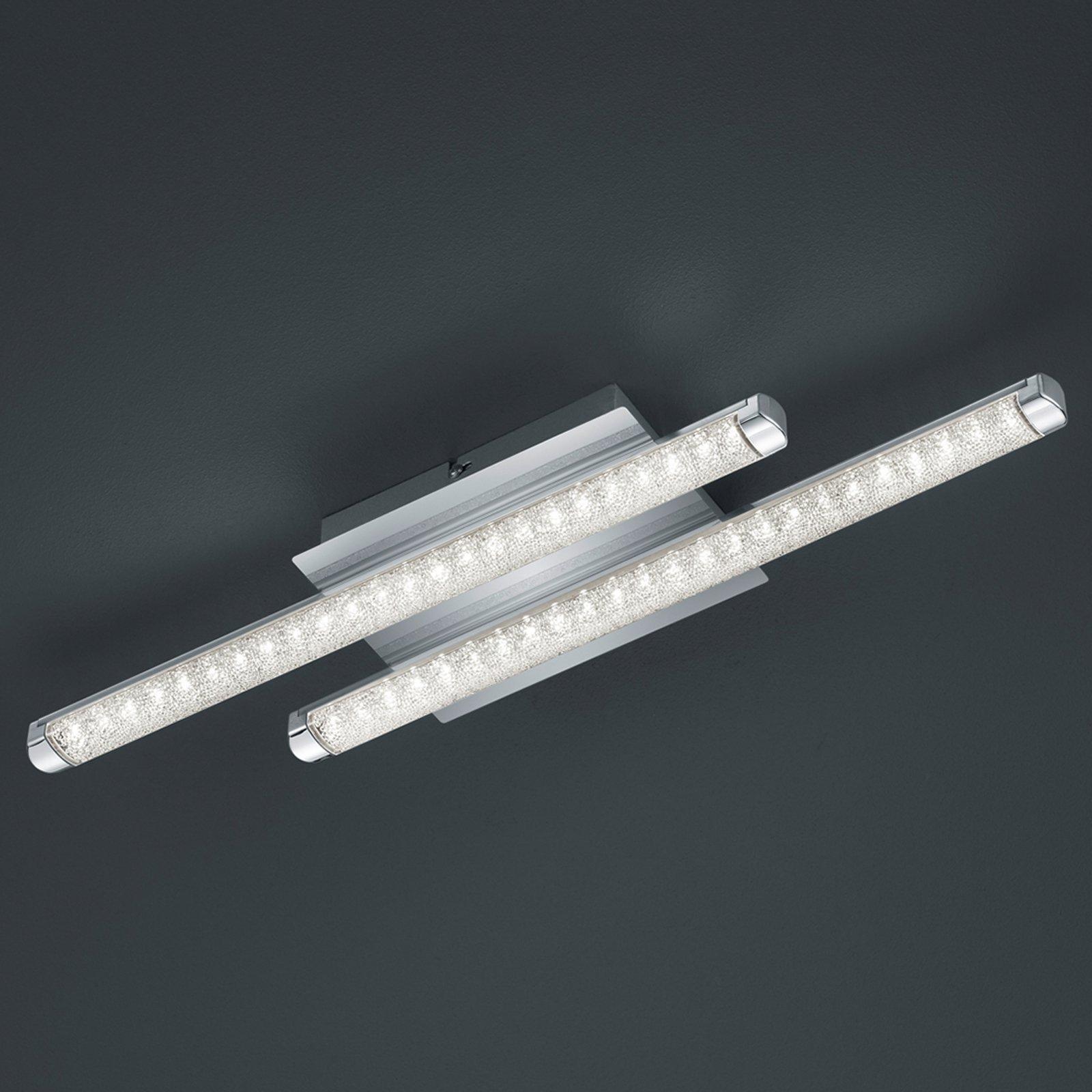 Street - glitrende LED taklampe.