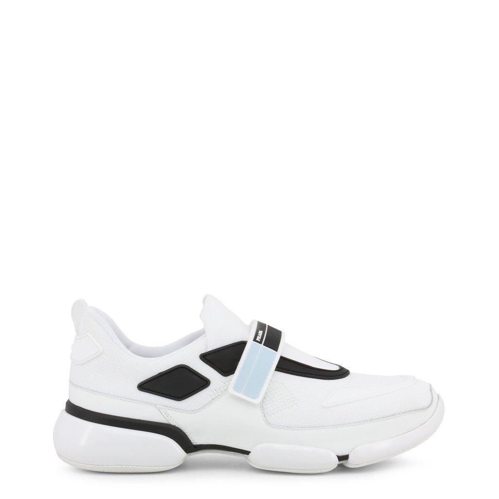 Prada Men's Sneakers White 286389 - white EU 40.5