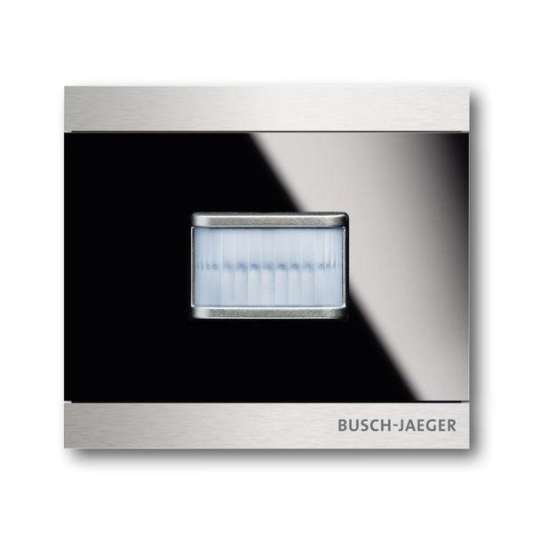 ABB Busch-priOn 6310-0-0080 Läsnäoloilmaisin prion, lasi Musta