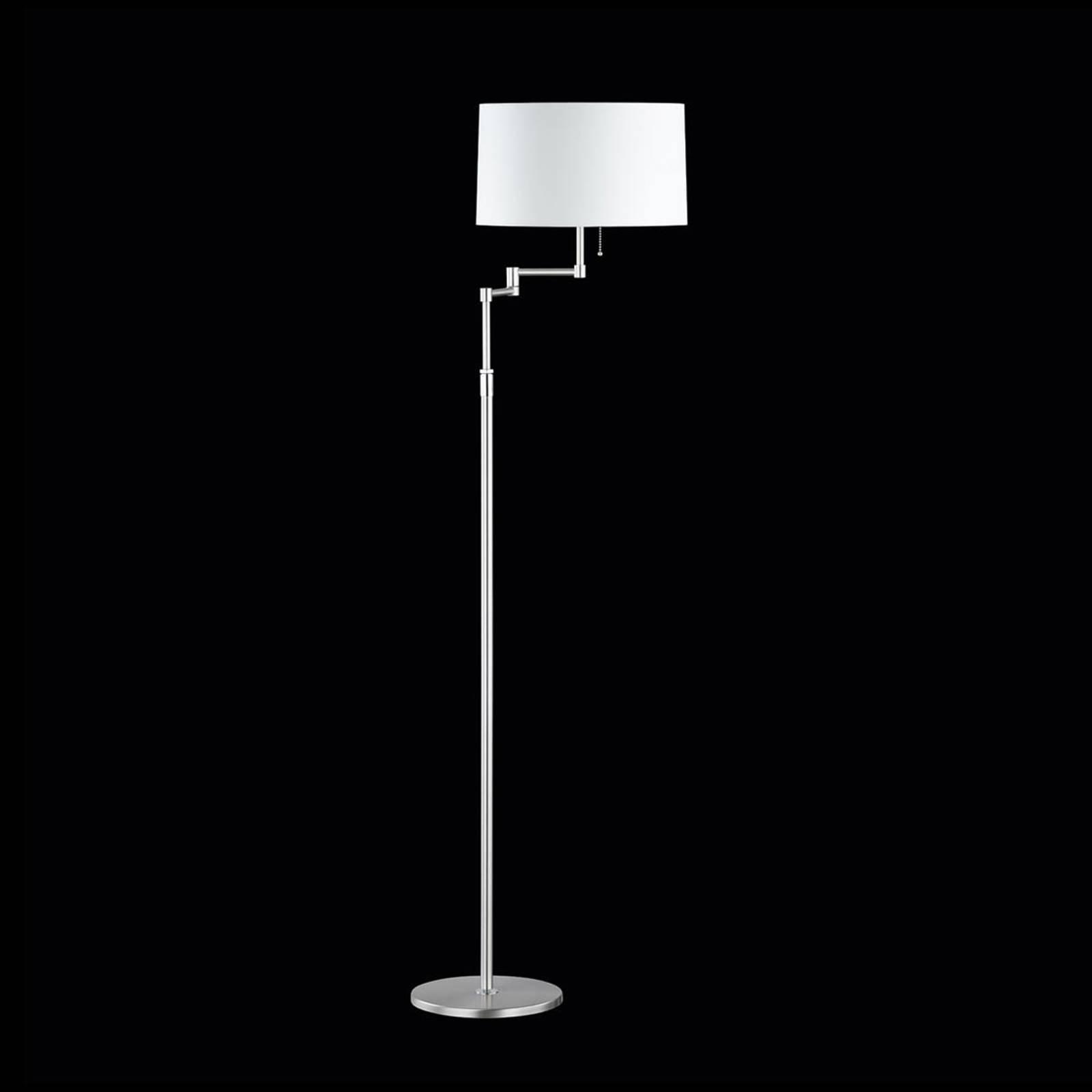 Loop - justerbar stålampe