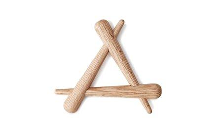 Timber Brikke