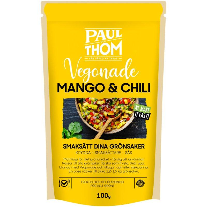 Vegansk Marinad Mango-Chili - 25% rabatt