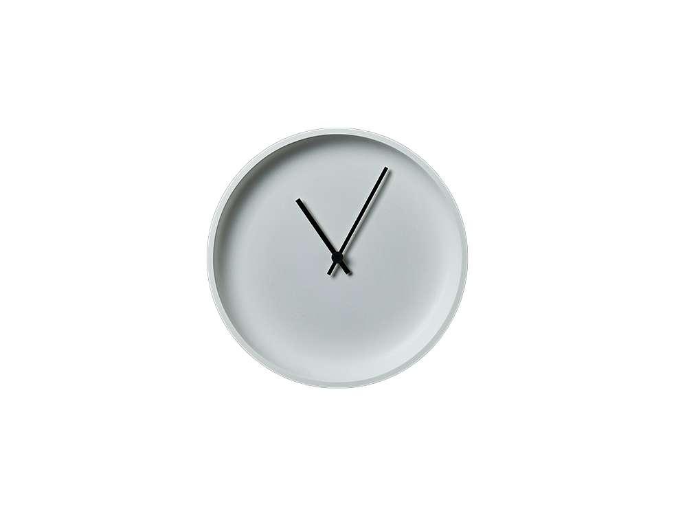 LIKEconcrete - Ida Wall Clock Ø 22 cm - White (93786)