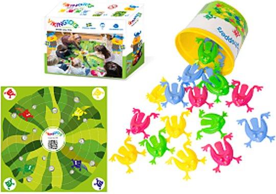 Viking Toys Froskespill og Lekematte