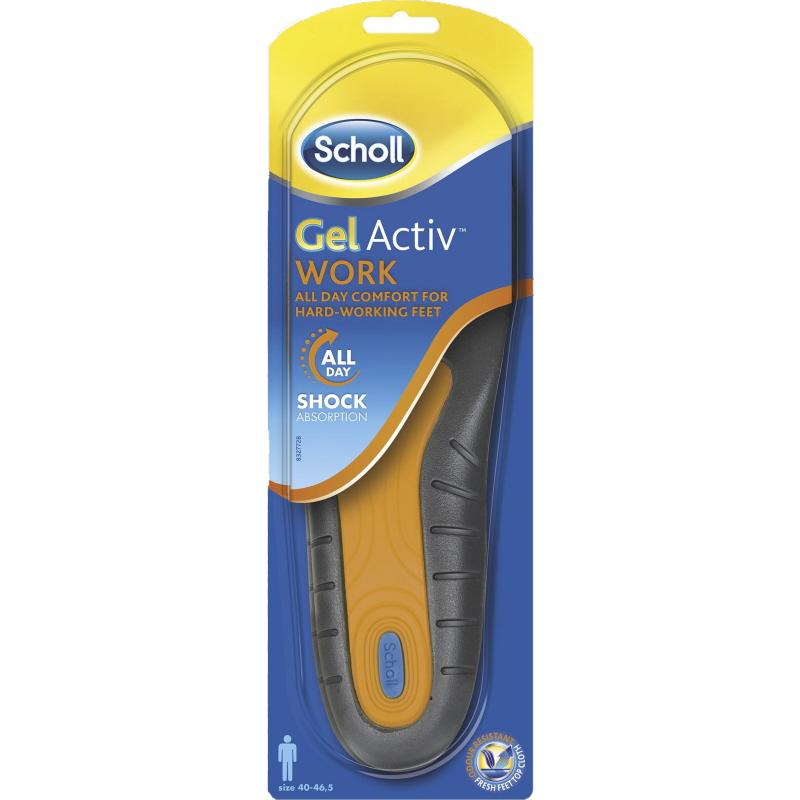GelActiv Sulor Work Men - 50% rabatt