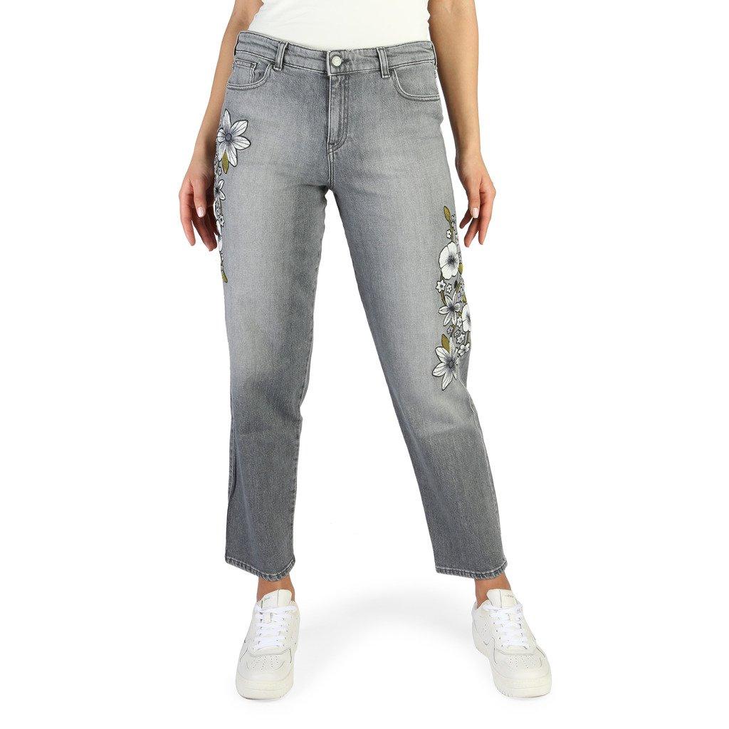 Emporio Armani Women's Jeans Grey 328608 - grey 26