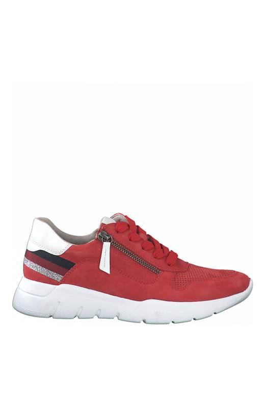 Jana Sneakers Röd