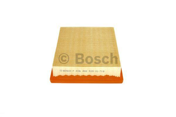 Ilmansuodatin BOSCH F 026 400 025