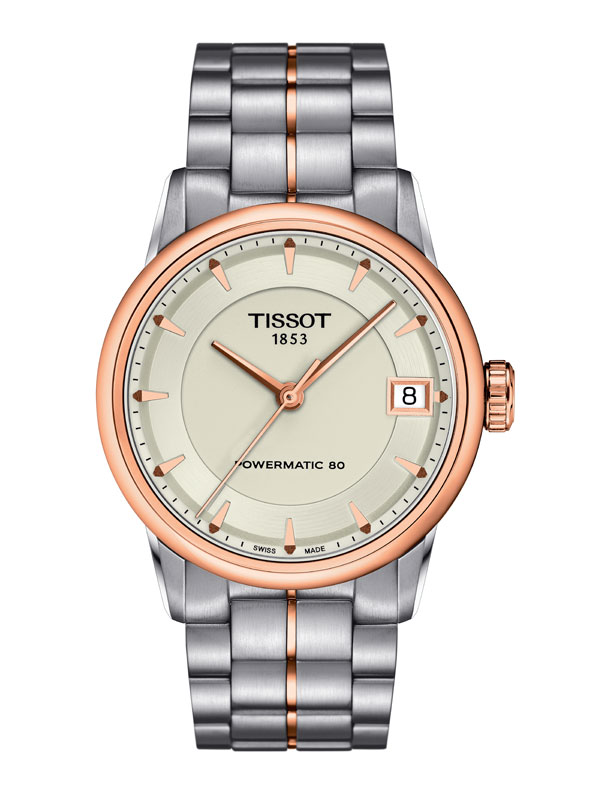 Tissot Luxury Automatic Lady T086.207.22.261.01