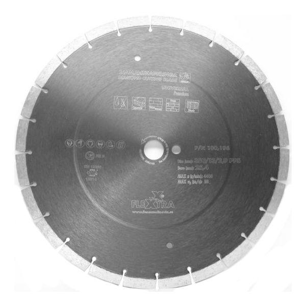 Flexxtra 100196 Diamantklinge 350 mm