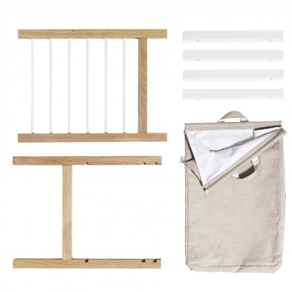 Tillbehör Seaside byrå/ skötbord 6 lådor, Oliver Furniture