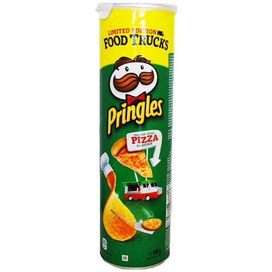"""Chips """"Pizza"""" 190g - 22% rabatt"""