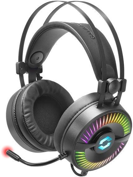 SpeedLink QUYRE RGB 7.1 Gaming Hörlurar, Svart