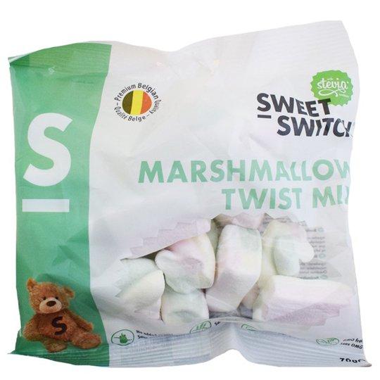 "Godis ""Marshmallow Twist"" 70g - 40% rabatt"