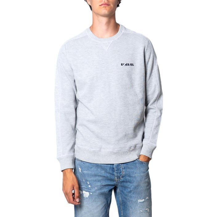 Diesel Men's Sweatshirt Grey 199790 - grey S