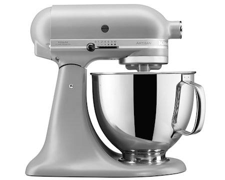 Artisan Kjøkkenmaskin Matt Grå 4,8 L