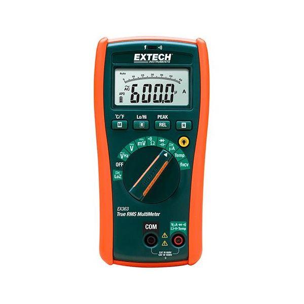 Extech EX363 Yleismittari