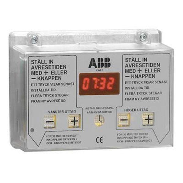 ABB CWE1 Elektroninen kello CWE1