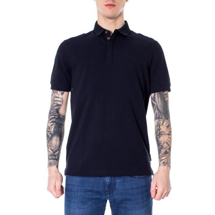 Armani Exchange Men's Polo Shirt Blue 166236 - blue XS