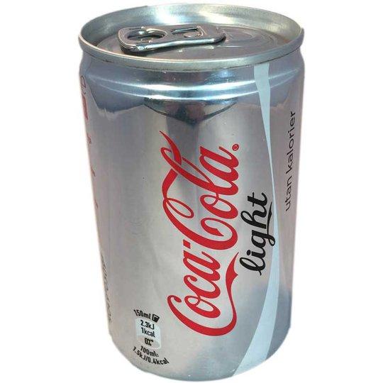 Coca-Cola Light mini-can 24-Pack - 51% rabatt