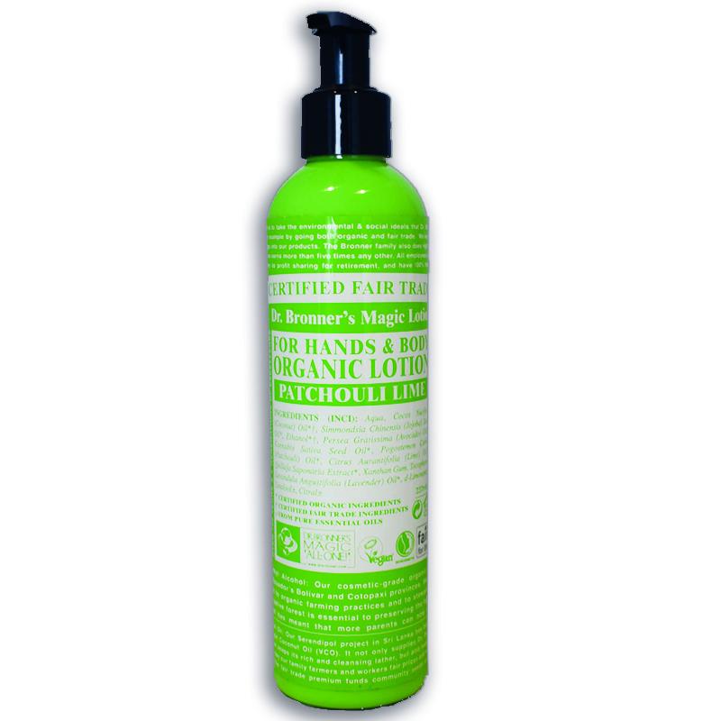 Bodylotion Patchouli Lime 237ml - 60% rabatt