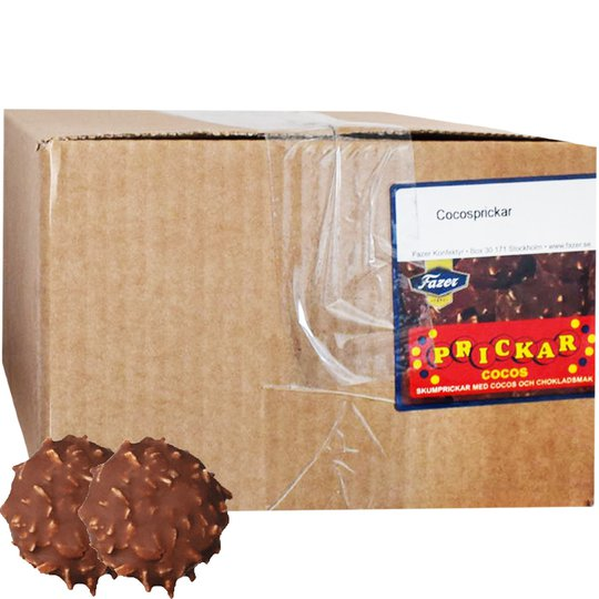 Cocosprickar - 59% rabatt