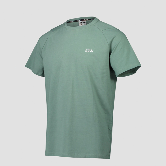 Essential T-shirt, Dark Sage