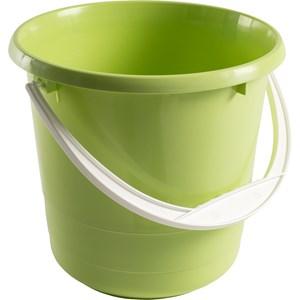 Hink plast grön, 5 l