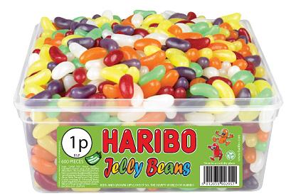 Haribo Jelly Beans 600st