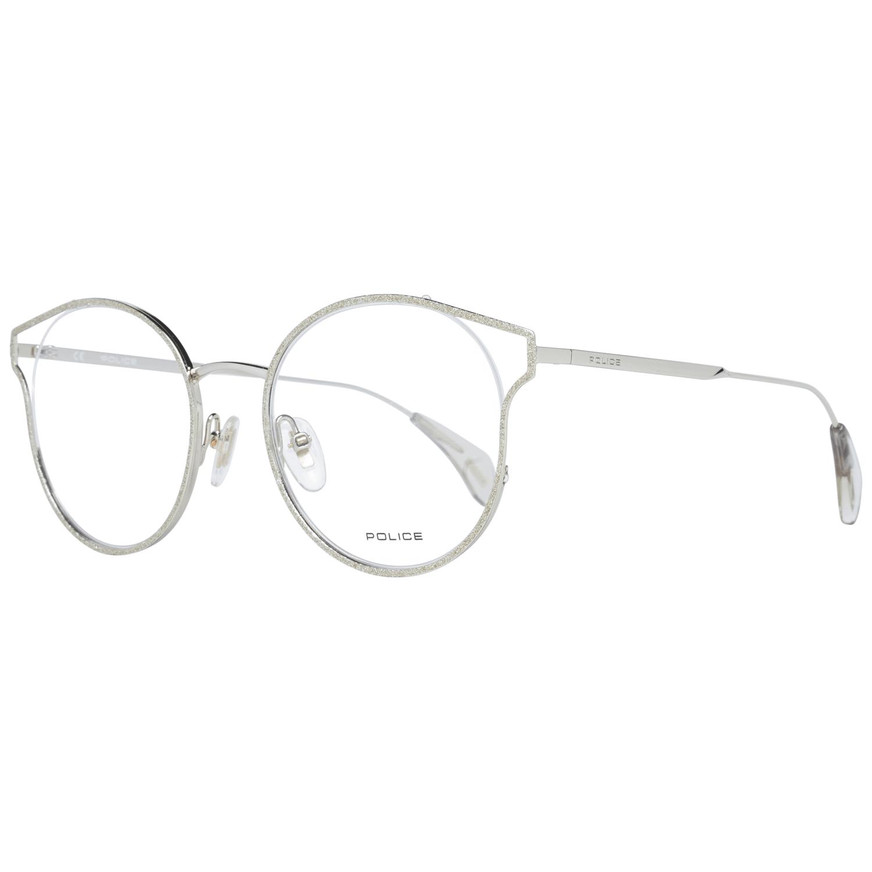 Police Women's Optical Frames Eyewear Gold PL926 500SNB