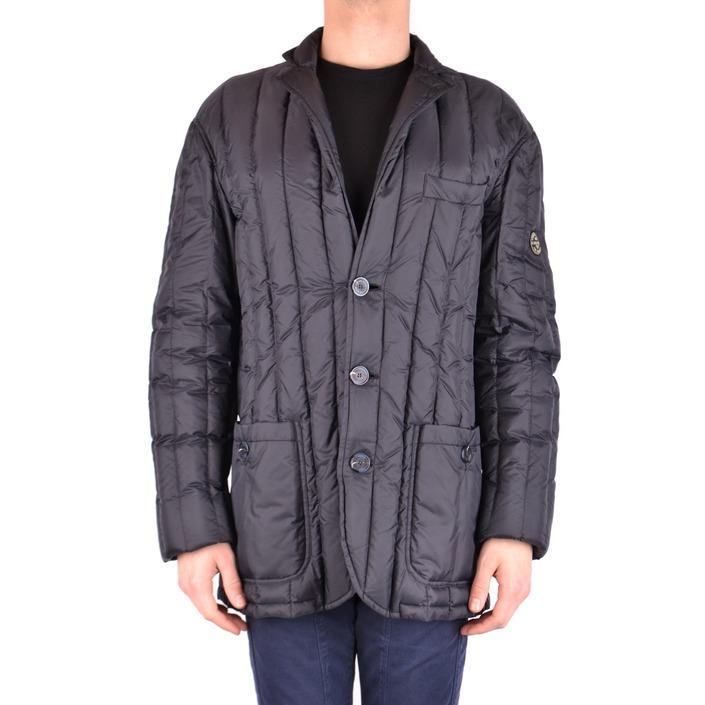 Armani Jeans Men's Jacket Black 163266 - black 56