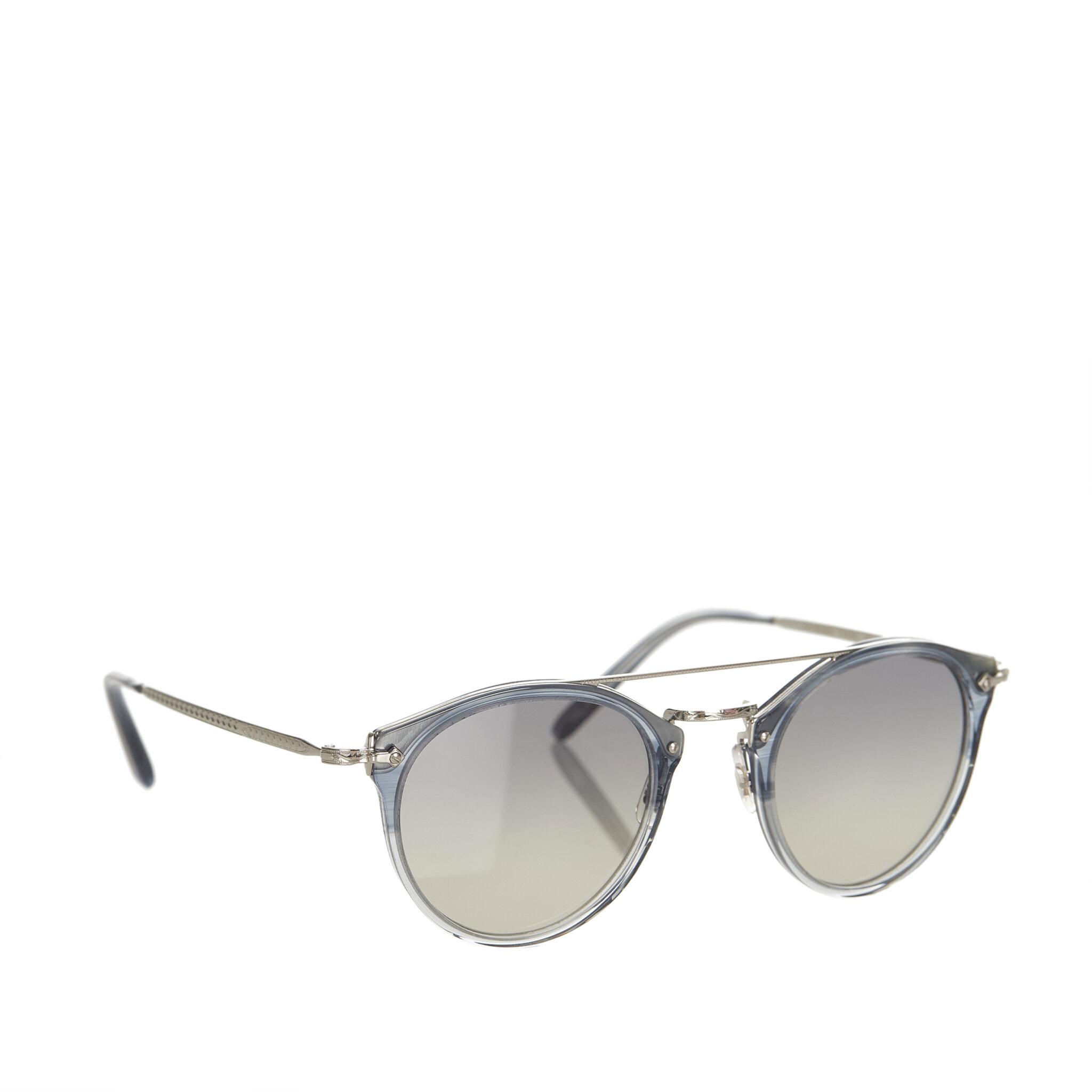 Oliver Peoples Shai Round Tinted Sunglasses, ONESIZE