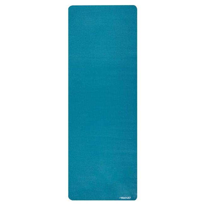 vidaXL Tränings/yogamatta basic blå