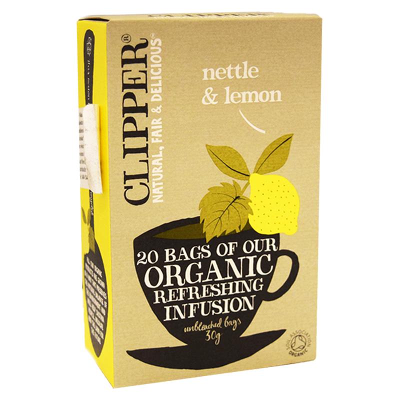Örtte Nässla & Citron - 44% rabatt