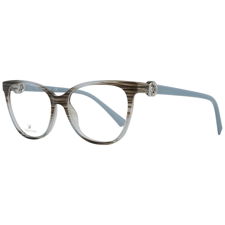 Swarovski Women's Optical Frames Eyewear Blue SK5254 53086