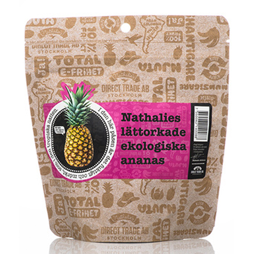 Torkade Ananasbitar 130g - 43% rabatt