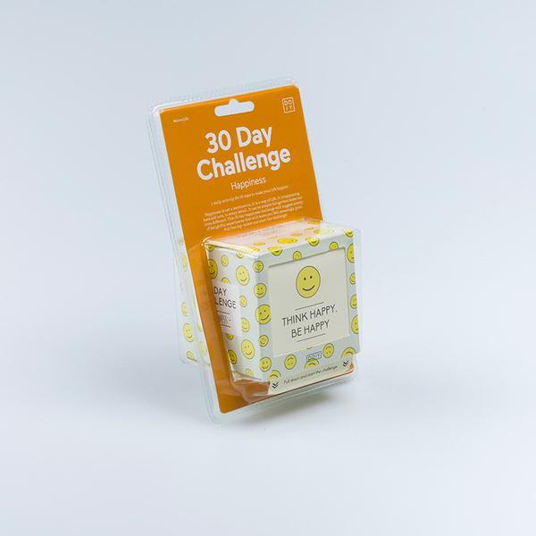 30 Days Happiness Challenge